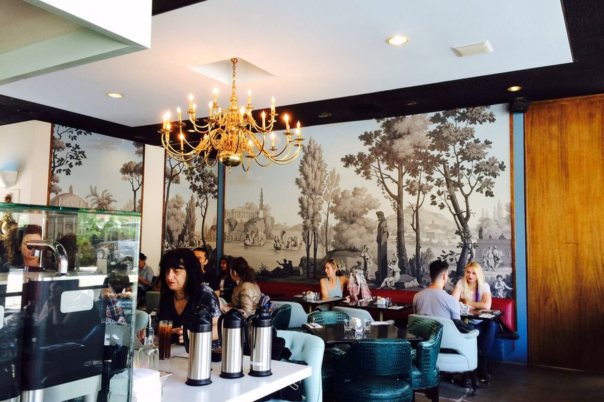 LaMill Coffee Los Angeles