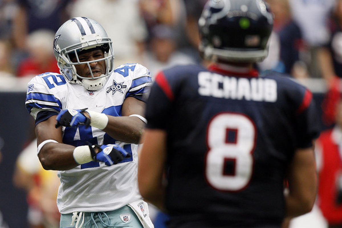 The Cowboys are likely to be faced with some difficult decisions about players like Barry Church.