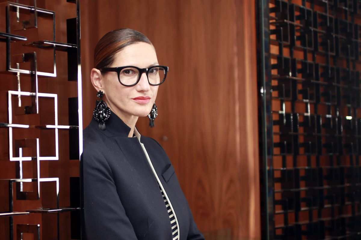 Jenna Lyons, The Former Creative Director Of J.Crew, Is