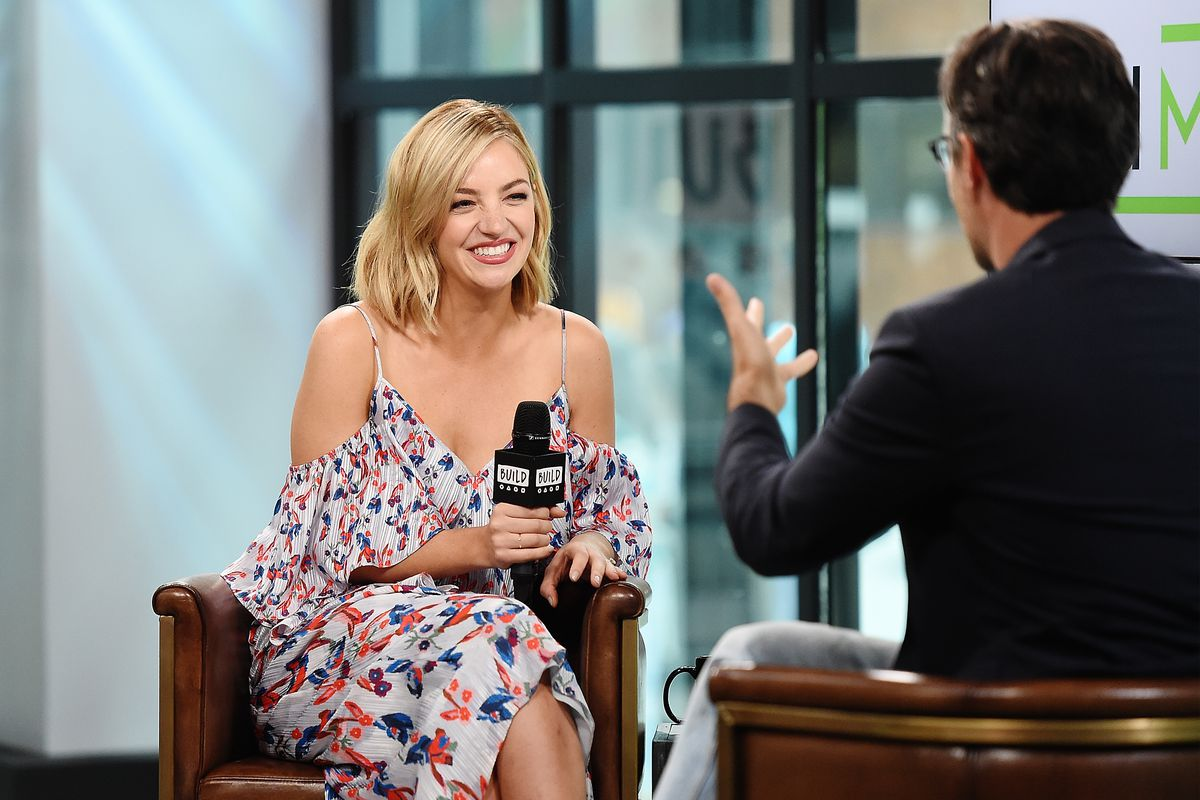 Build Presents Abby Elliott Discussing The Show 'Odd Mom Out'