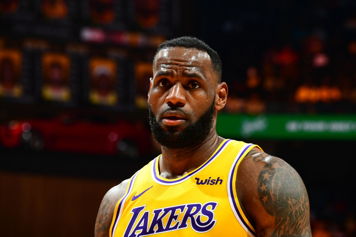 Lakers Lebron James Reiterates He Won T Rest Says He Has
