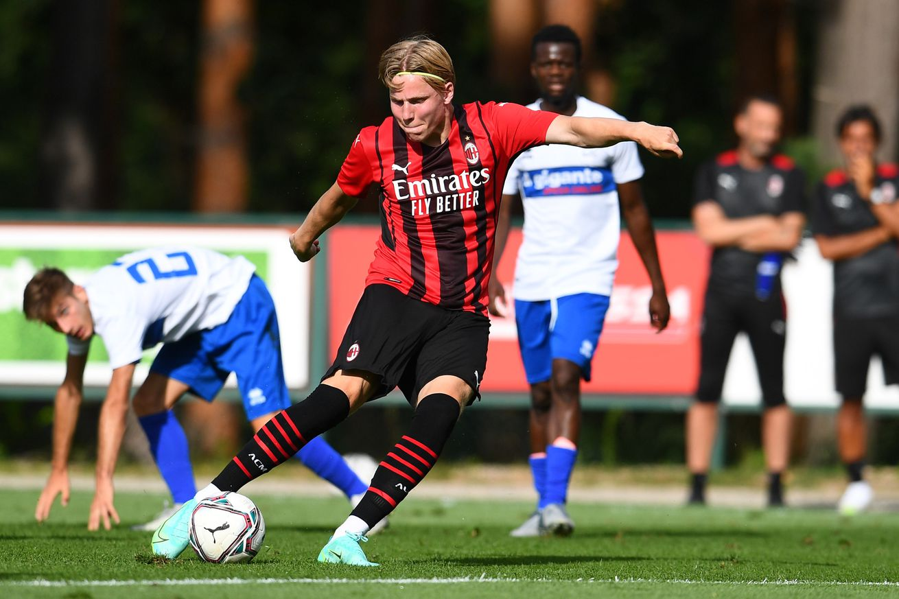 AC Milan Expecting Increased Offer From Eintracht Frankfurt For Young Left Winger