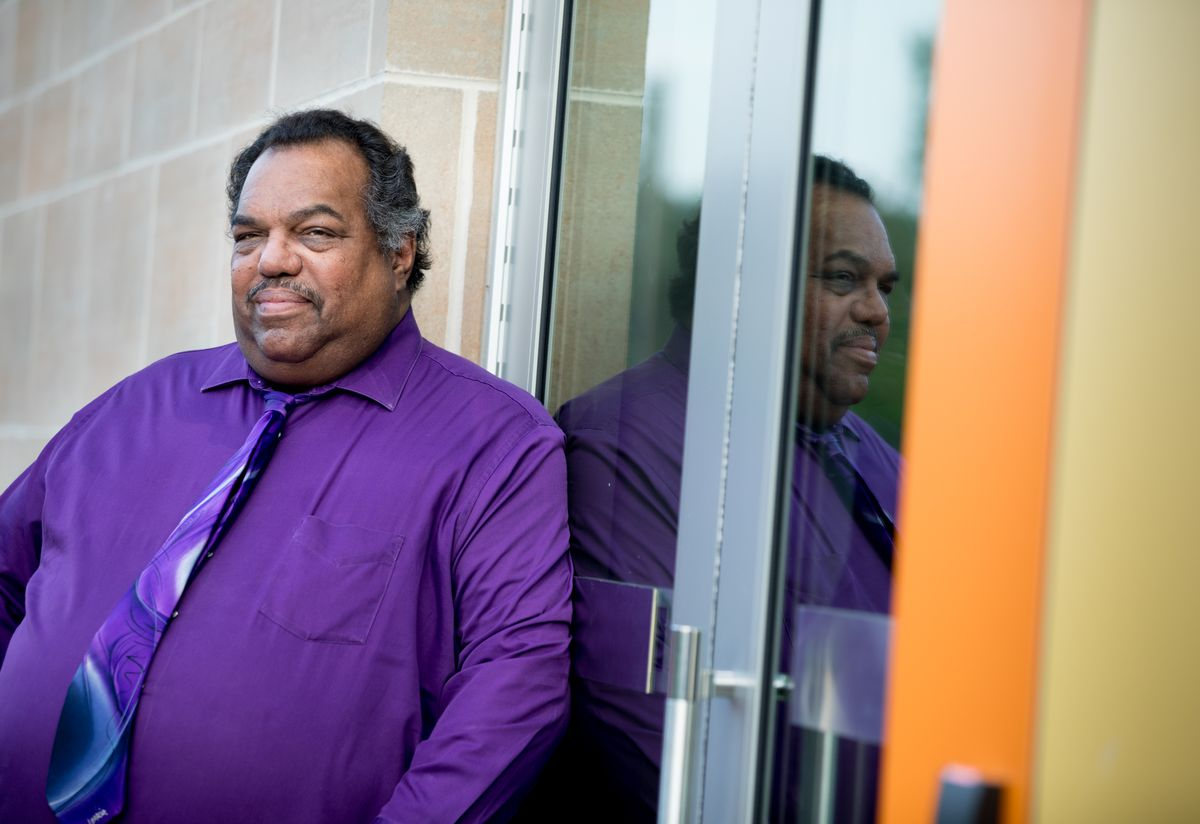 Daryl Davis is a musician and author on the topic of race relations who has helped over 200 people leave the KKK and other white power movements, in Silver Spring, Md., on Monday, June 29, 2020.