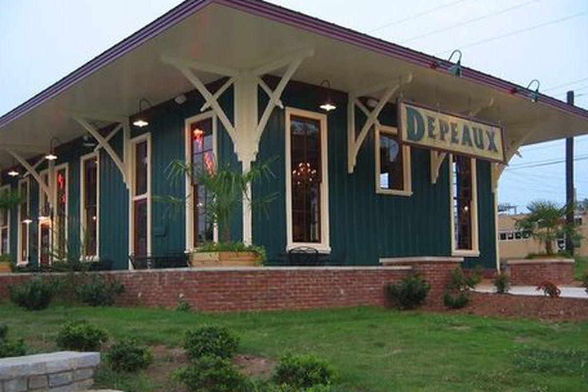 Decatur Depot.