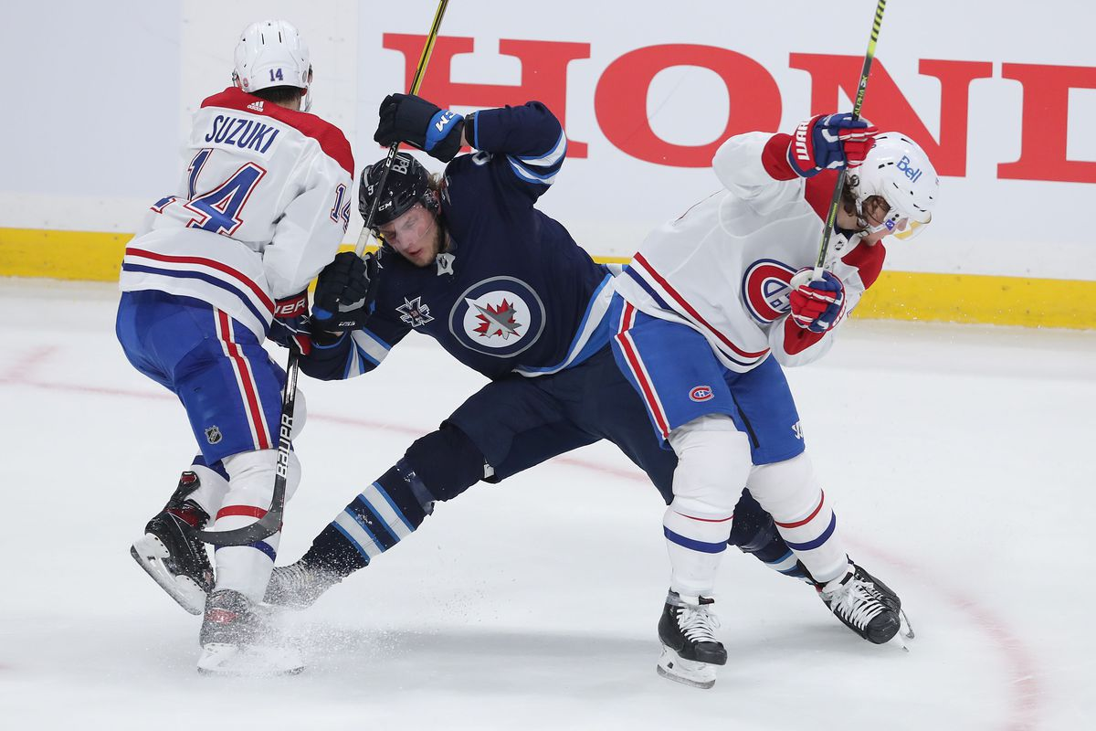 Montreal Canadiens v Winnipeg Jets - Game Two