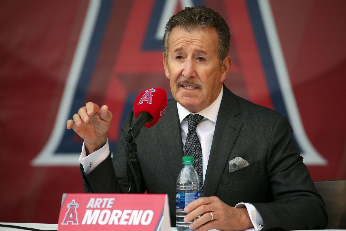 MLB: DEC 14 Anthony Rendon LA Angels Press Conference