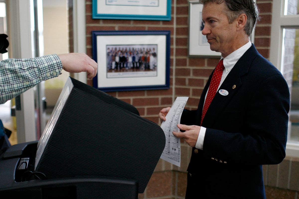 rand paul can t run for senate and president here s his weird trick