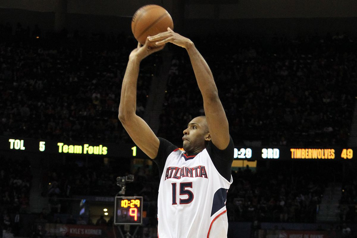 All-star Al Horford's consistency has helped keep Atlanta going.