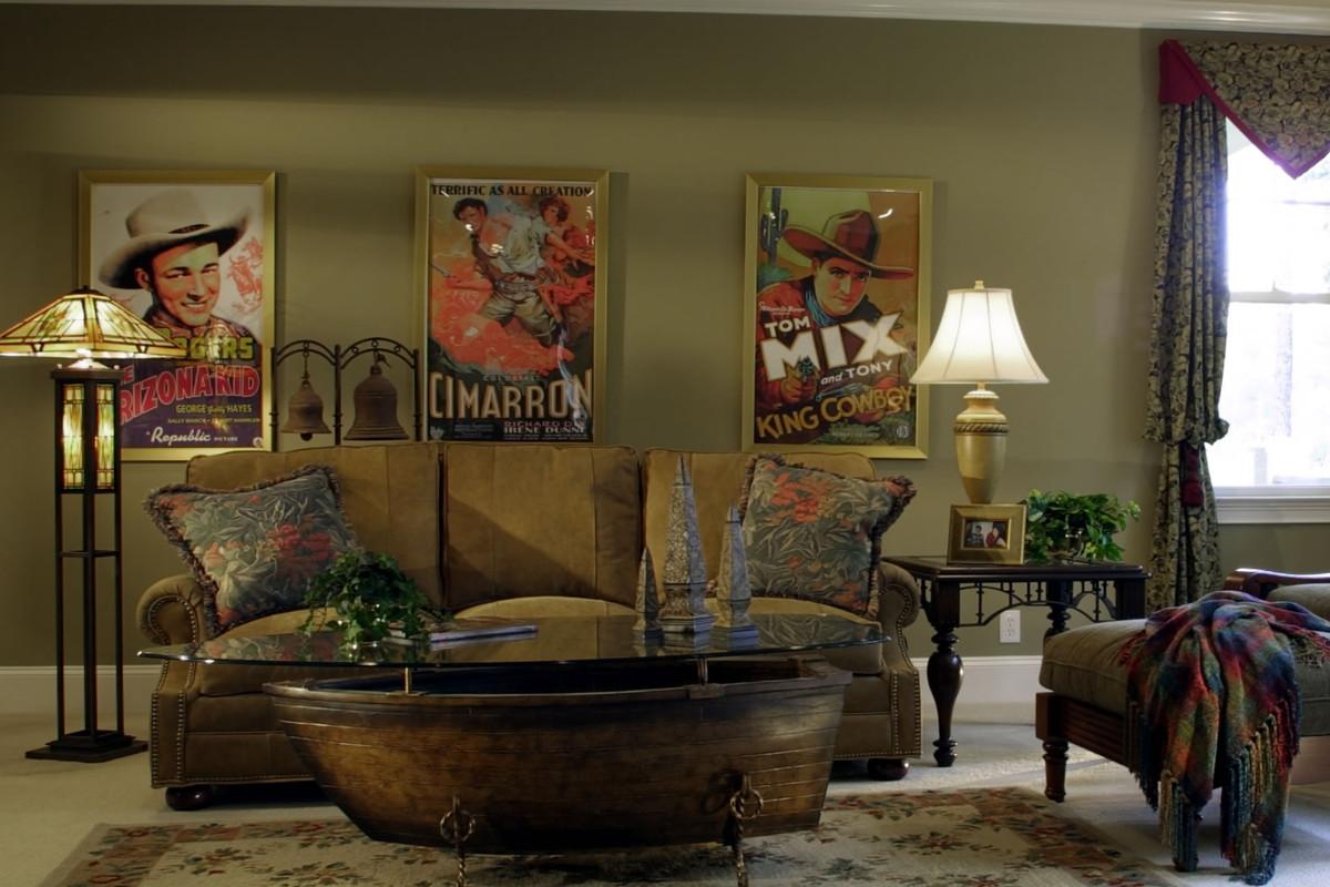 a photo of a Galt-designed room