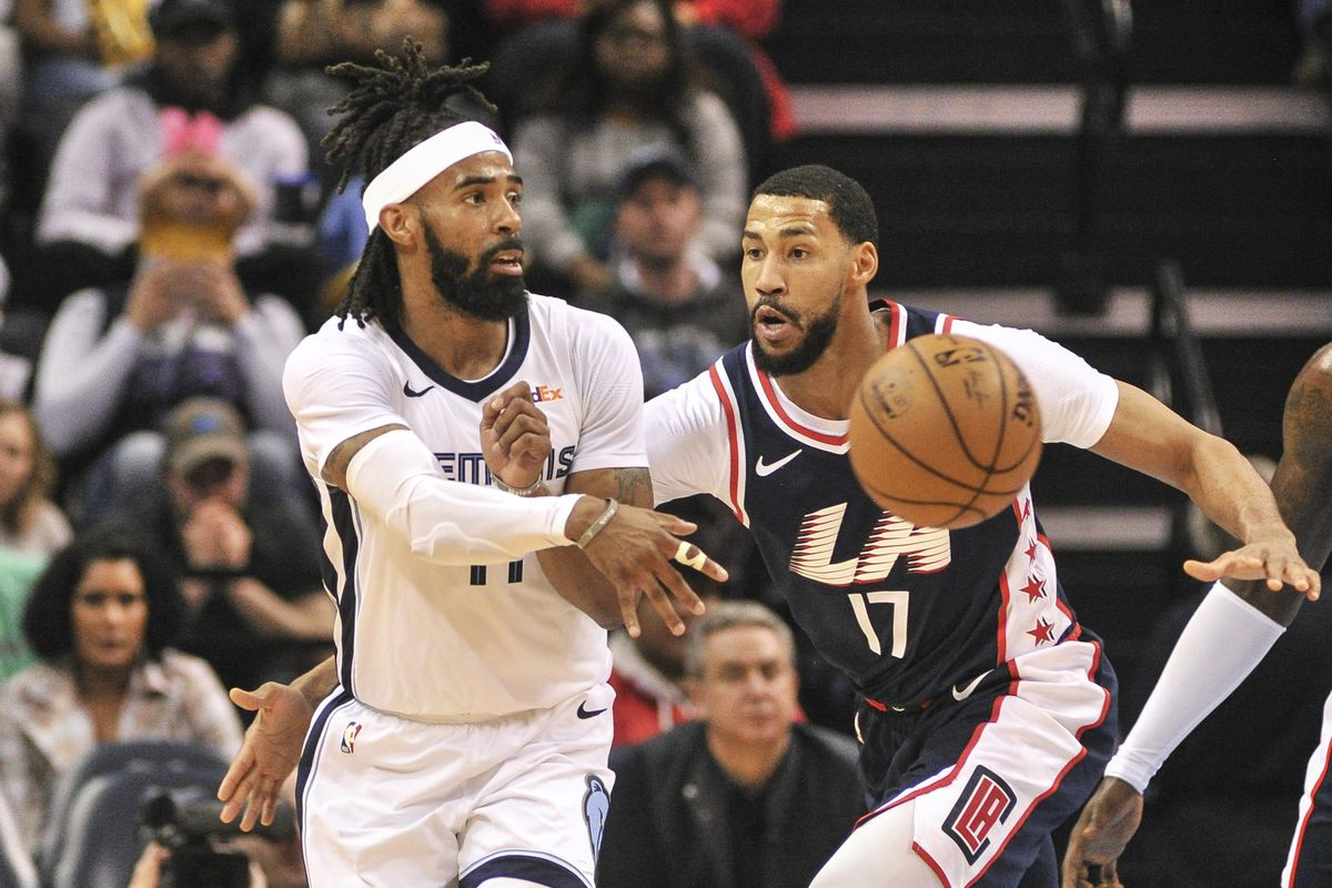 Grizzlies fight back but fall short vs. Clippers
