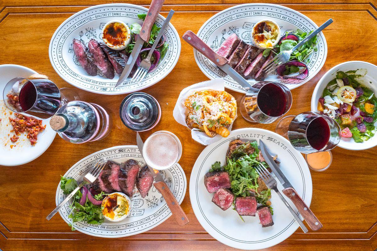 Ues Restaurant  East  Street Menu