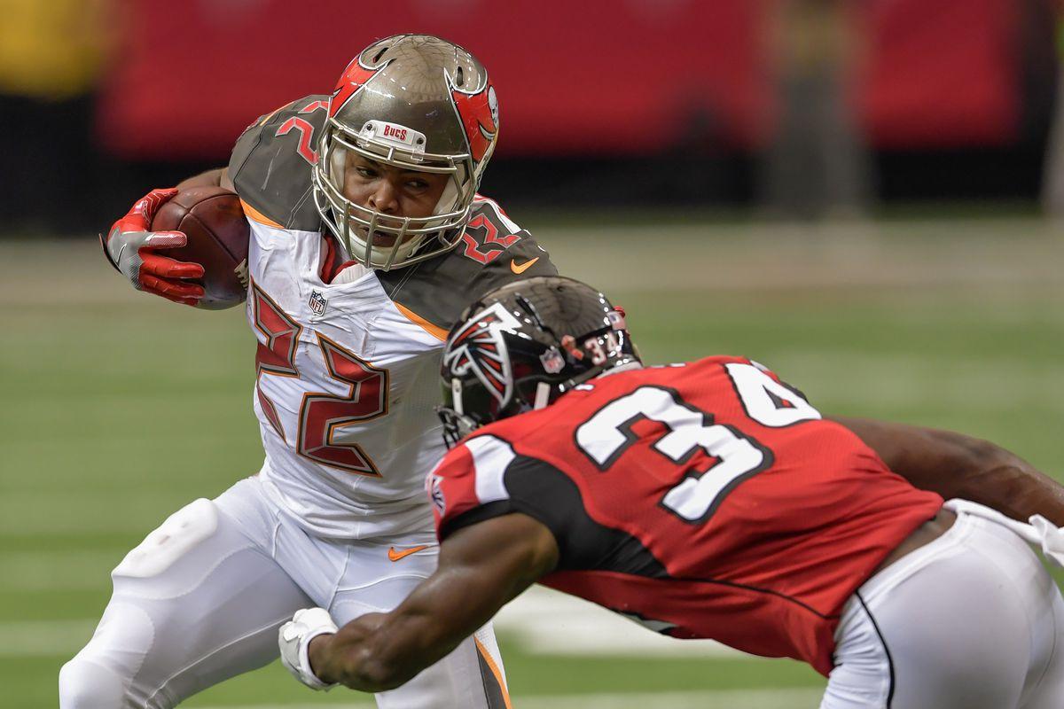NFL: Tampa Bay Buccaneers at Atlanta Falcons