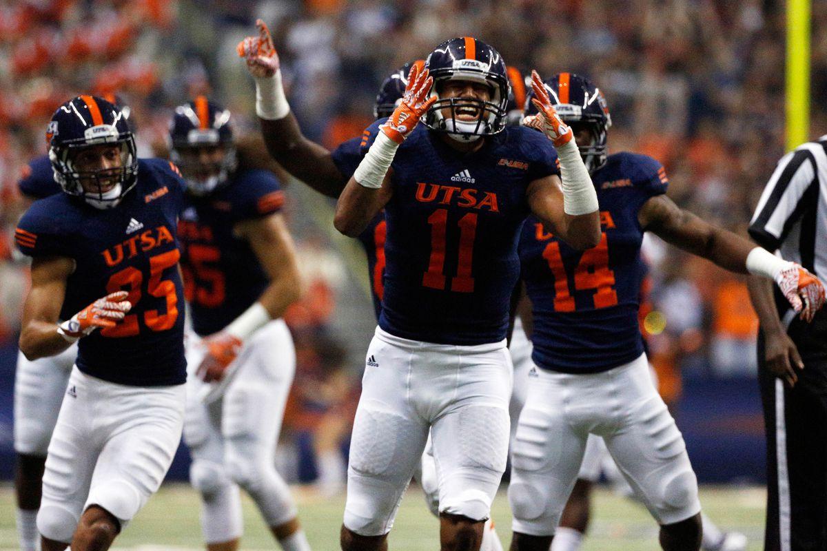 utsa takes down unt 31 17 underdog dynasty