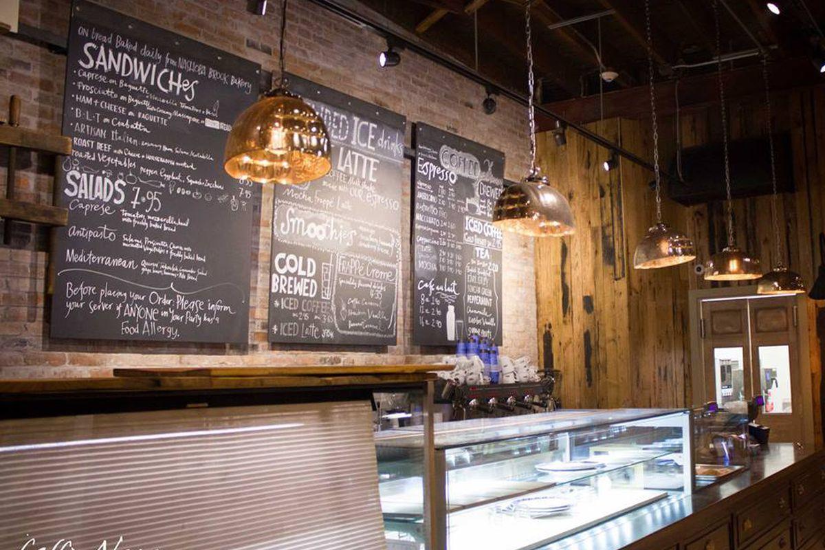 Caffé Nero, Jamaica Plain