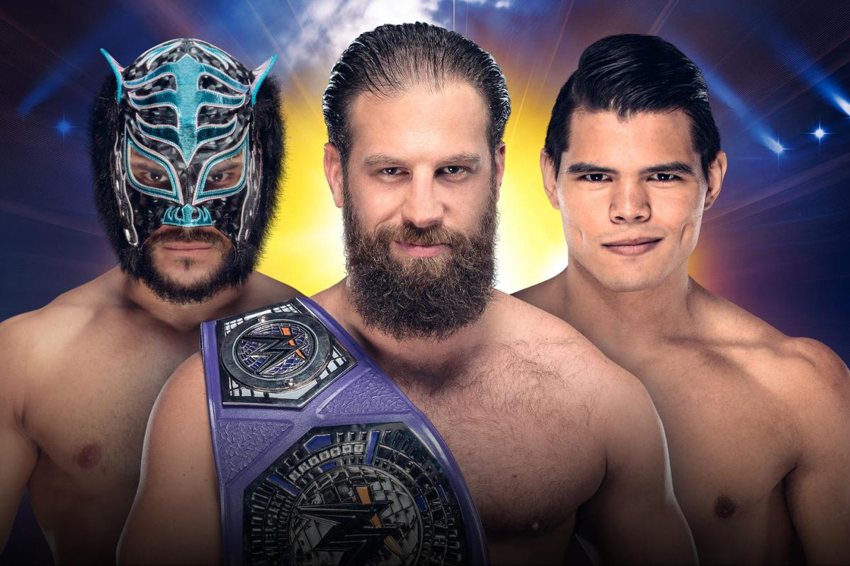 Image result for Clash of Champions 2019 match card