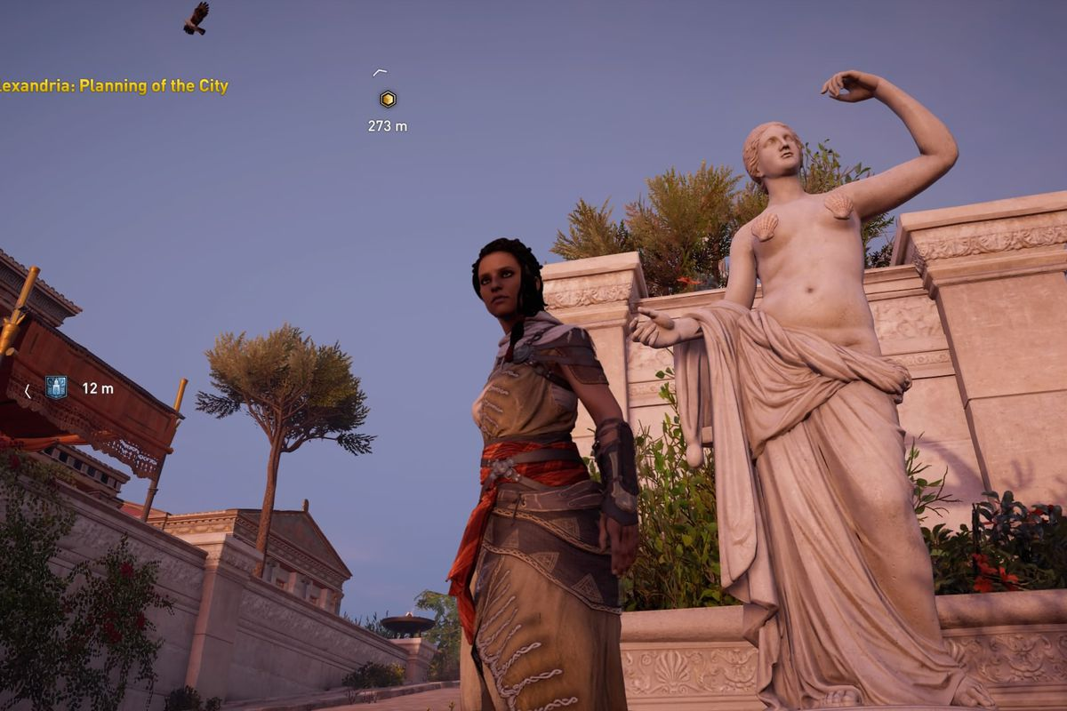 Assassins Creed Nude Mod 75