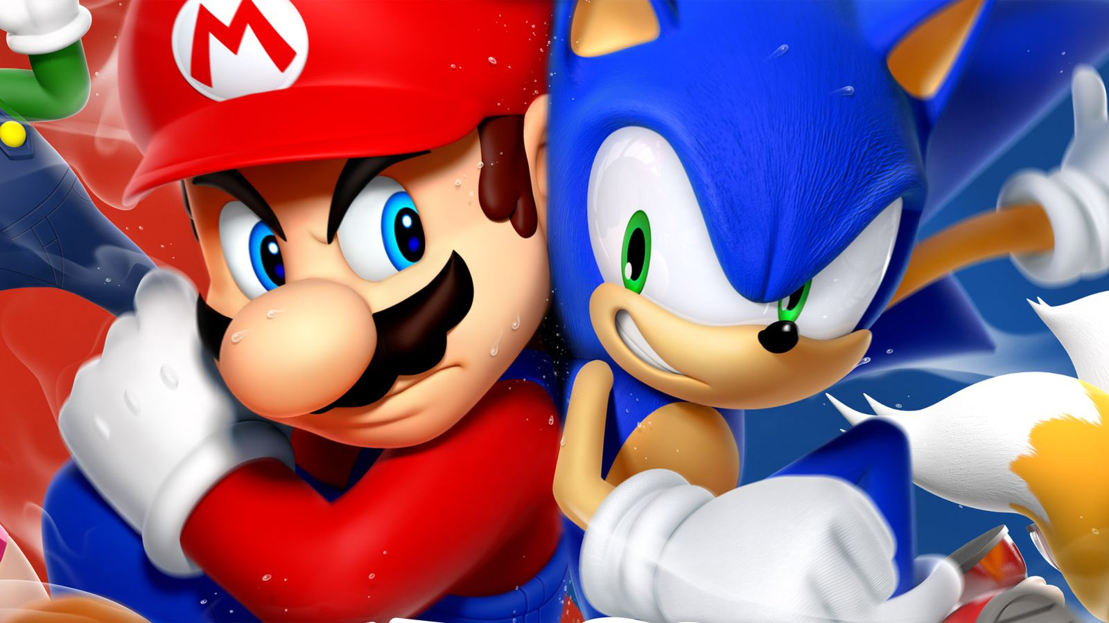 Mario and Sonic head to the 2016 Rio Olympics in March ...