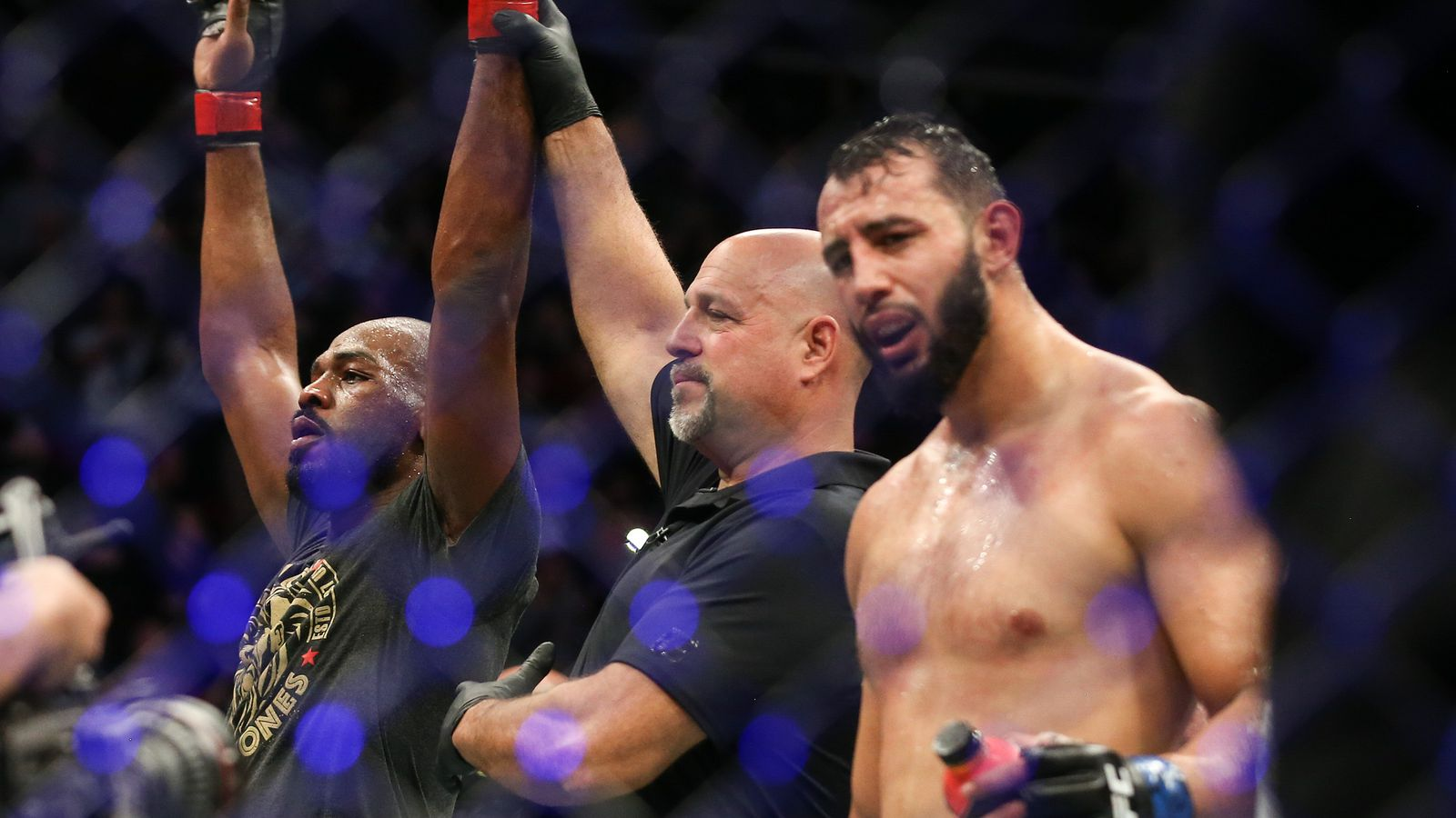 Jan Blachowicz has a message for pouty Dominick Reyes: 'You had your chance, but Jones was better'