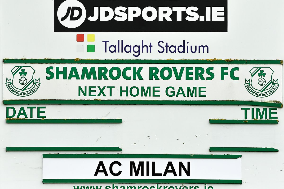 Shamrock Rovers Vs Ac Milan Form Players To Watch And Prediction The Ac Milan Offside