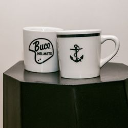 "<b>The Real McCoy's</b> mug, <a href=""http://store.inventorymagazine.com/collections/homewares/products/buco-mug"">$45</a>"
