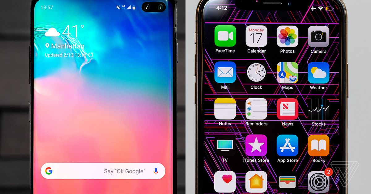 How the Samsung Galaxy S10 measures up against the iPhone XS and the Pixel 3