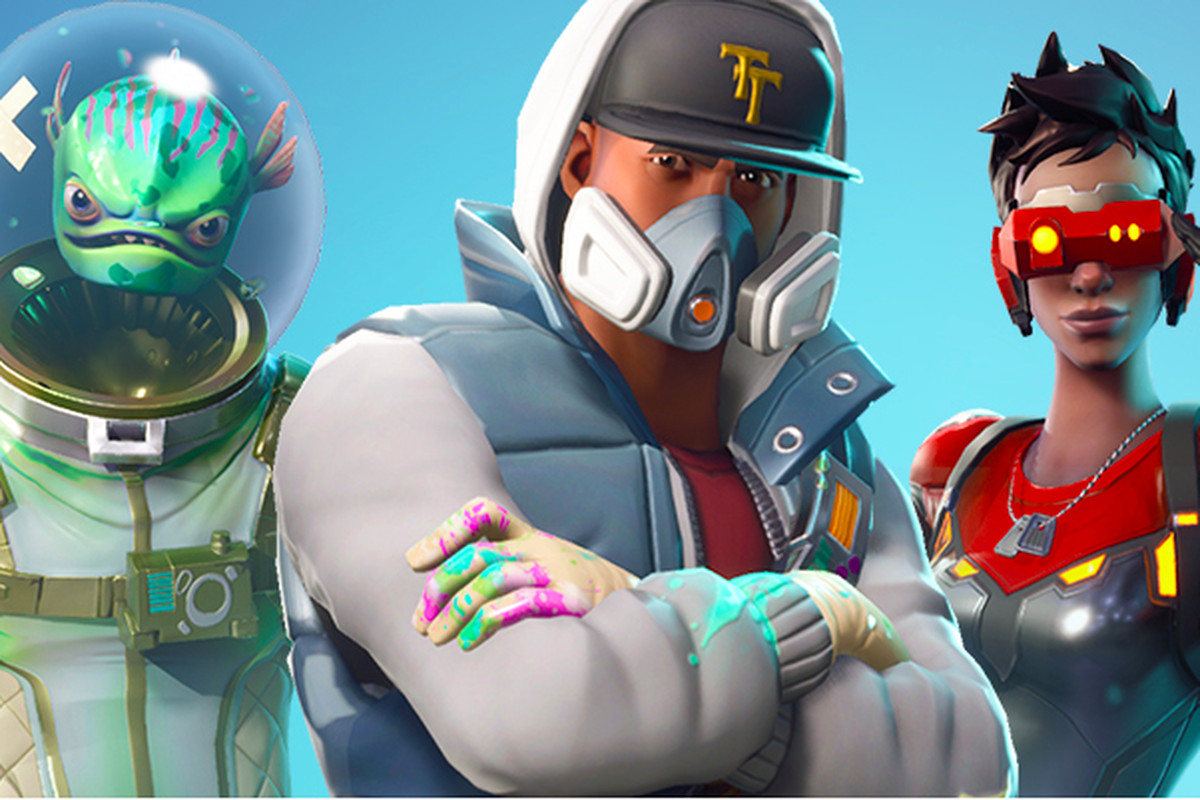 Fortnite mobile android voice chat coming soon polygon epic games ccuart Image collections