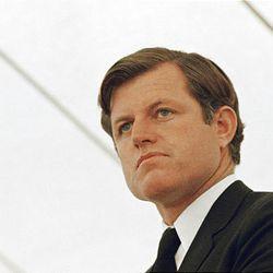 Sen. Edward Kennedy, D-Mass., in 1970.