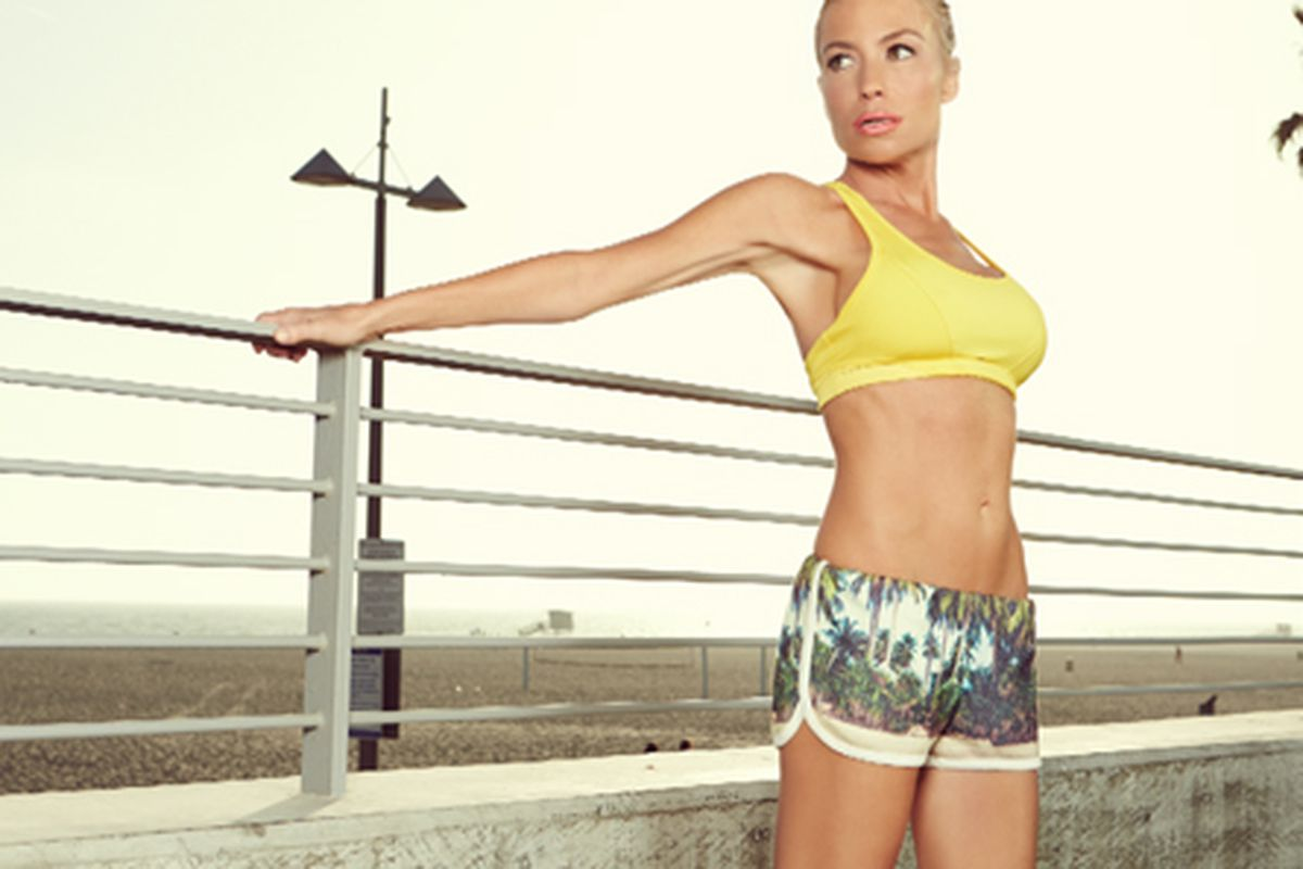 Next Up for Tracy Anderson: New Studios, Perhaps a Clothing