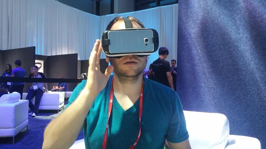 Oculus face