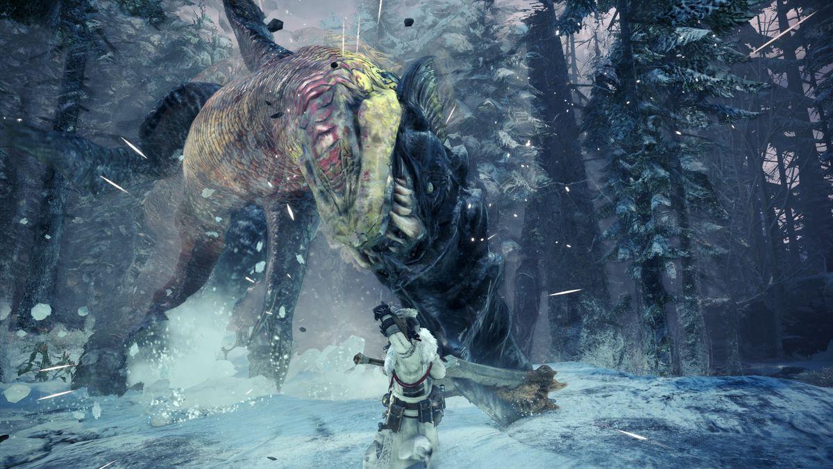 Monster Hunter World: Iceborne review - Polygon