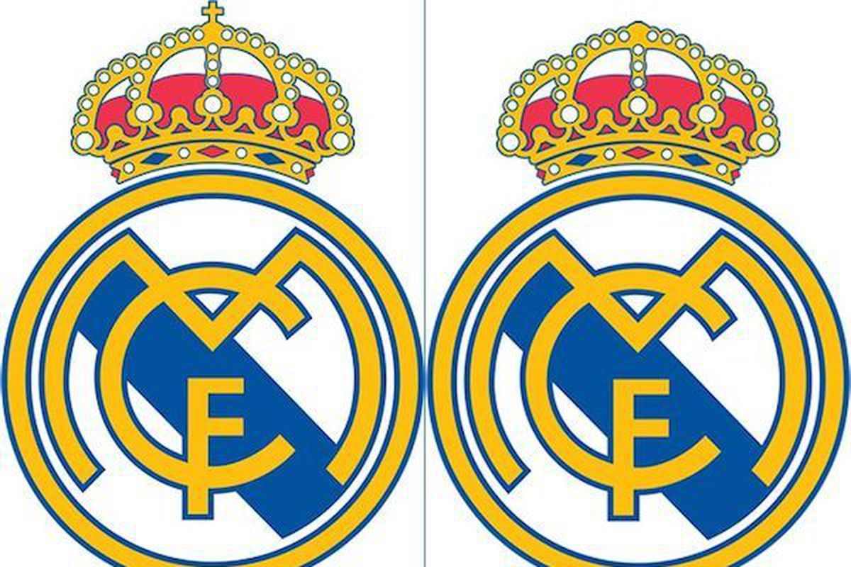 Real Madrid Has An Alternate Crest Without A Cross For Sponsorship