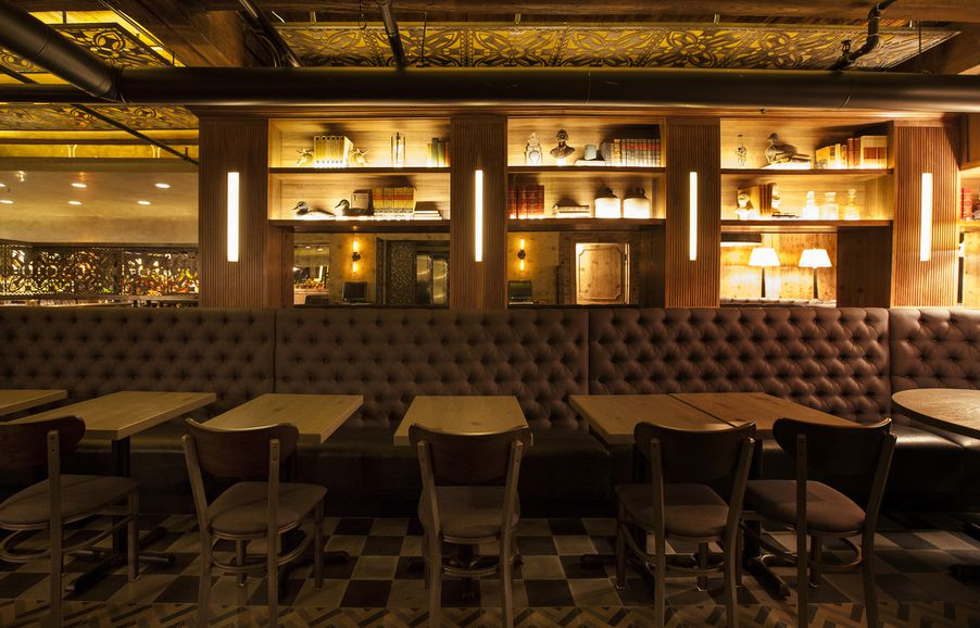 The Franklin Room Is Chicago\'s Newest Trendy Sophisticated Throwback ...