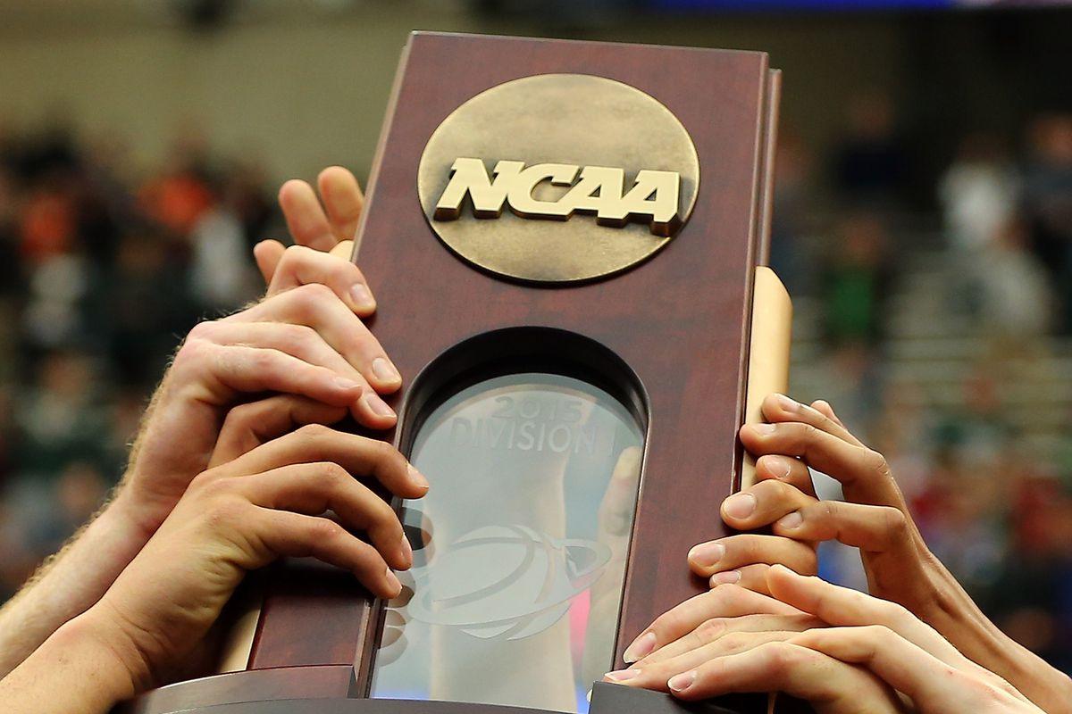 Michigan State's NCAA East Regional Champion Award