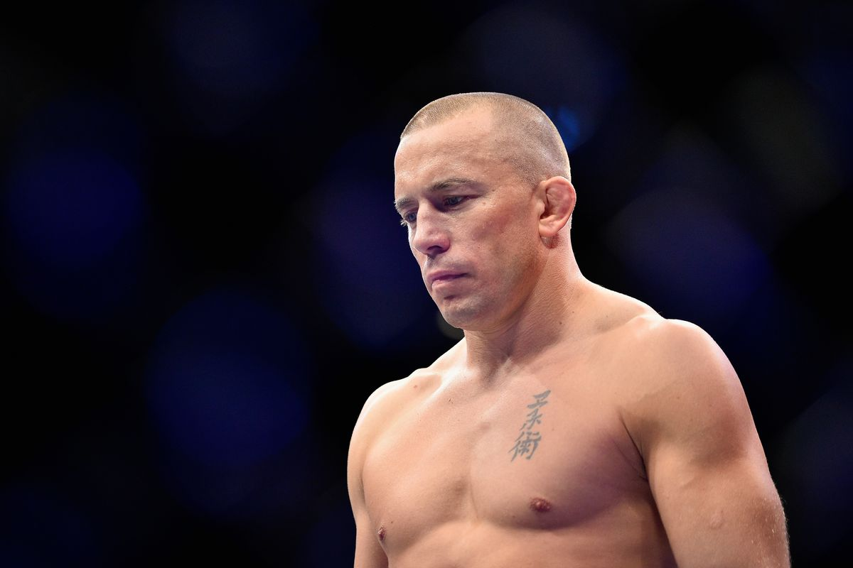 Coach Danaher not sure if GSP will ever return, addresses