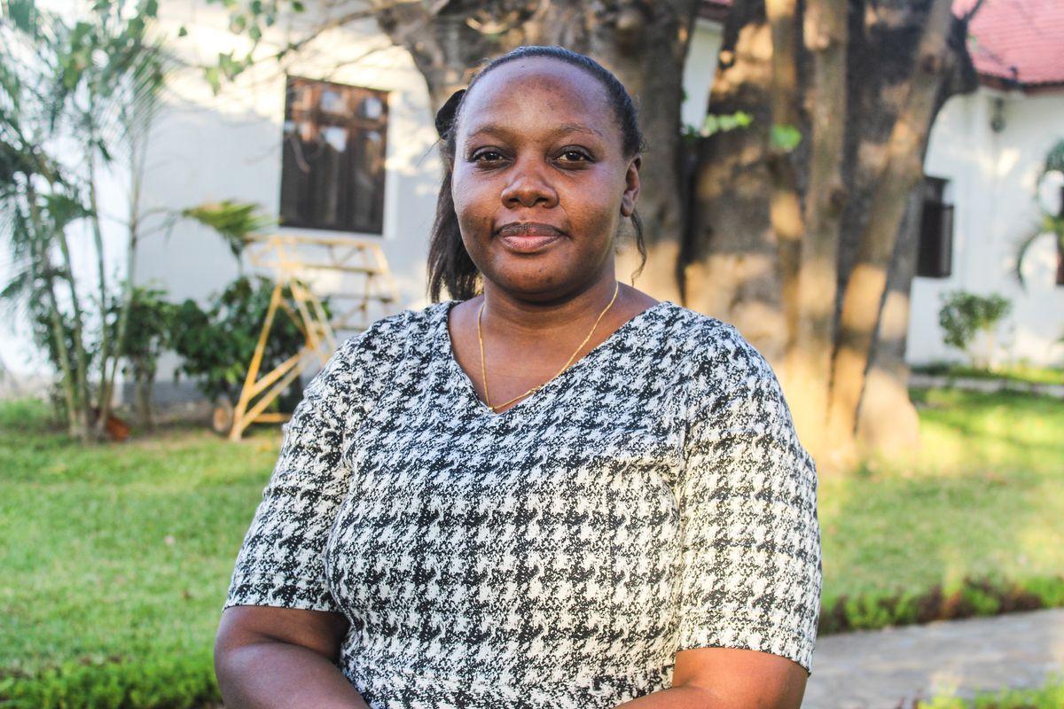Miss Phyllis Omido, a Kenyan environmental activist and...