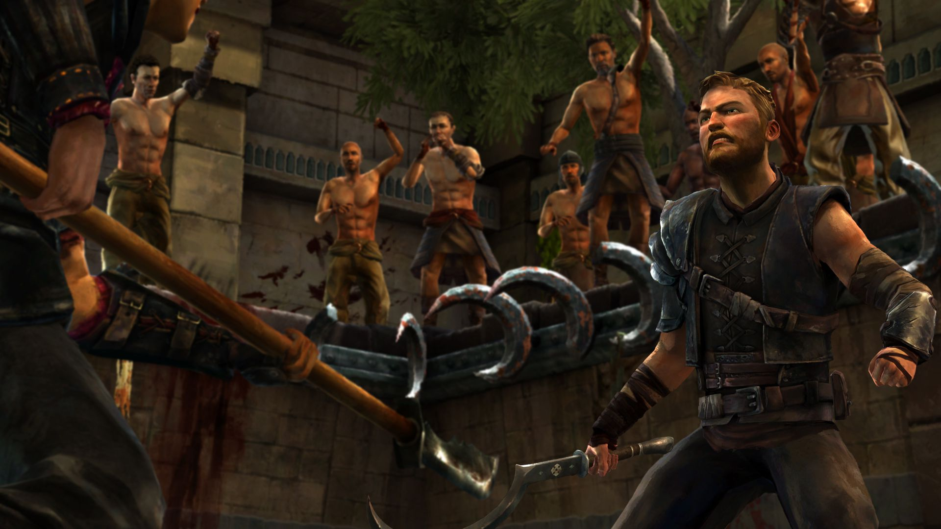 Telltale's Game of Thrones episode 5: 'A Nest of Vipers' screenshots