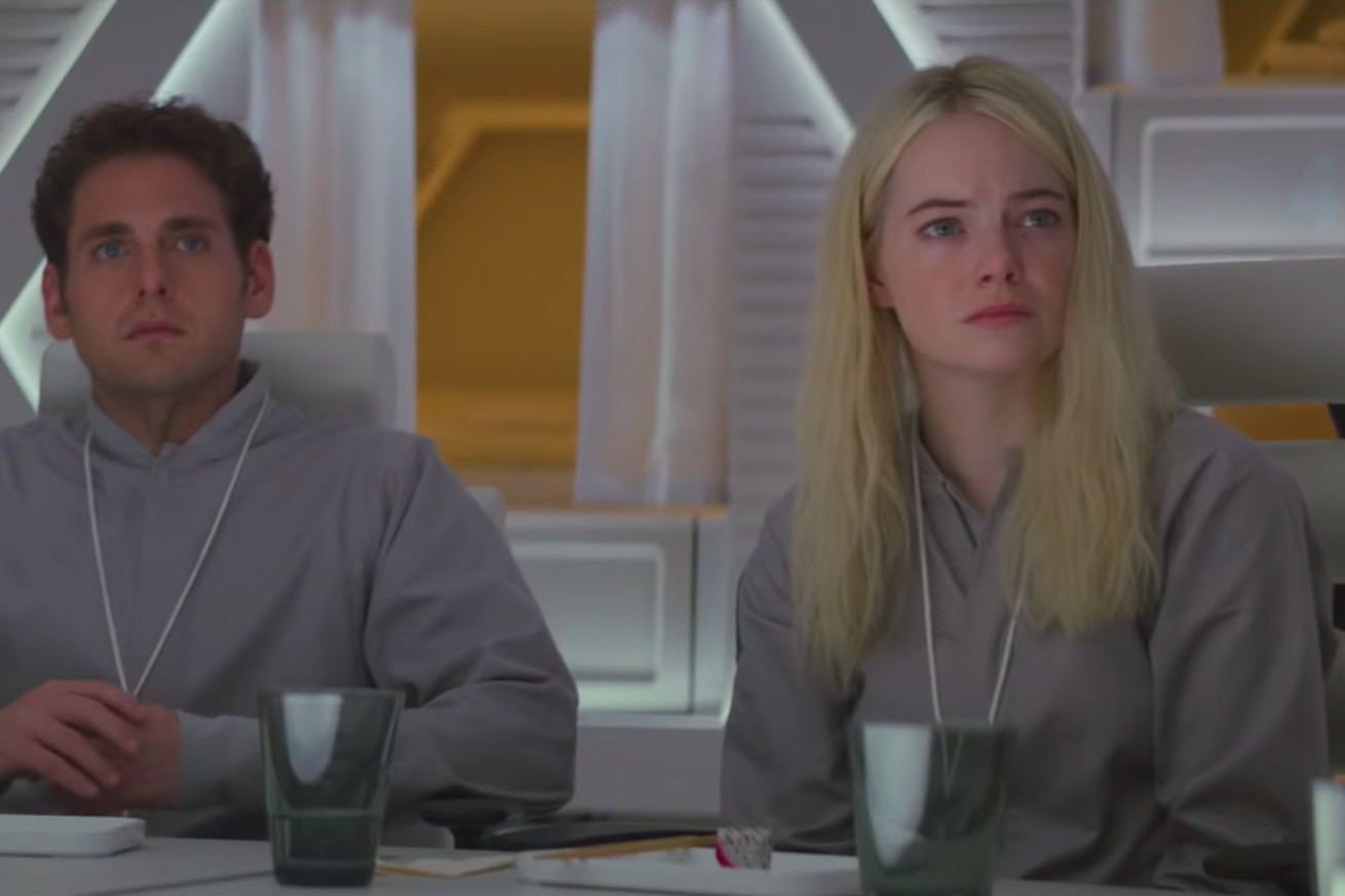 maniac is a mind bending drama starring emma stone and jonah hill