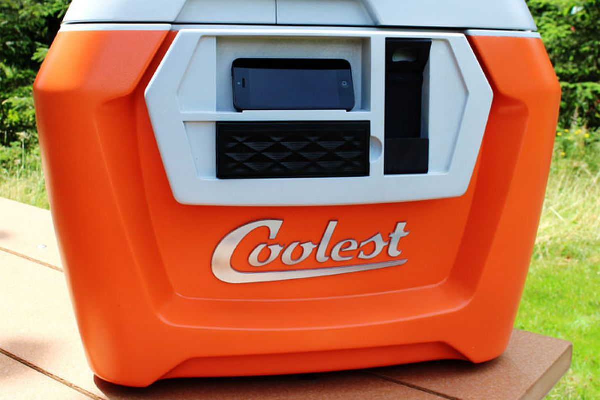 the coolest cooler is turning into one of kickstarter s biggest