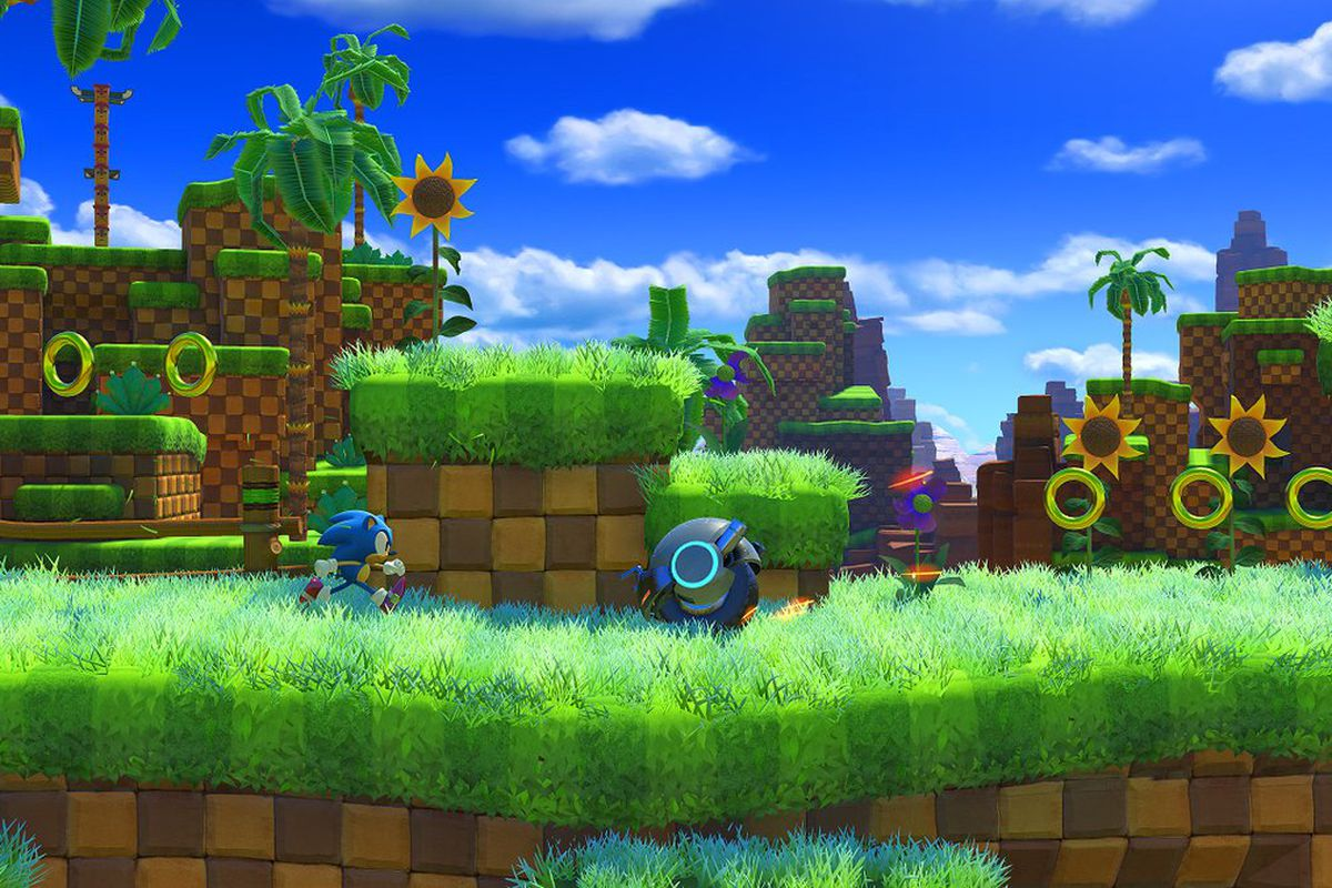 Image result for green hill zone