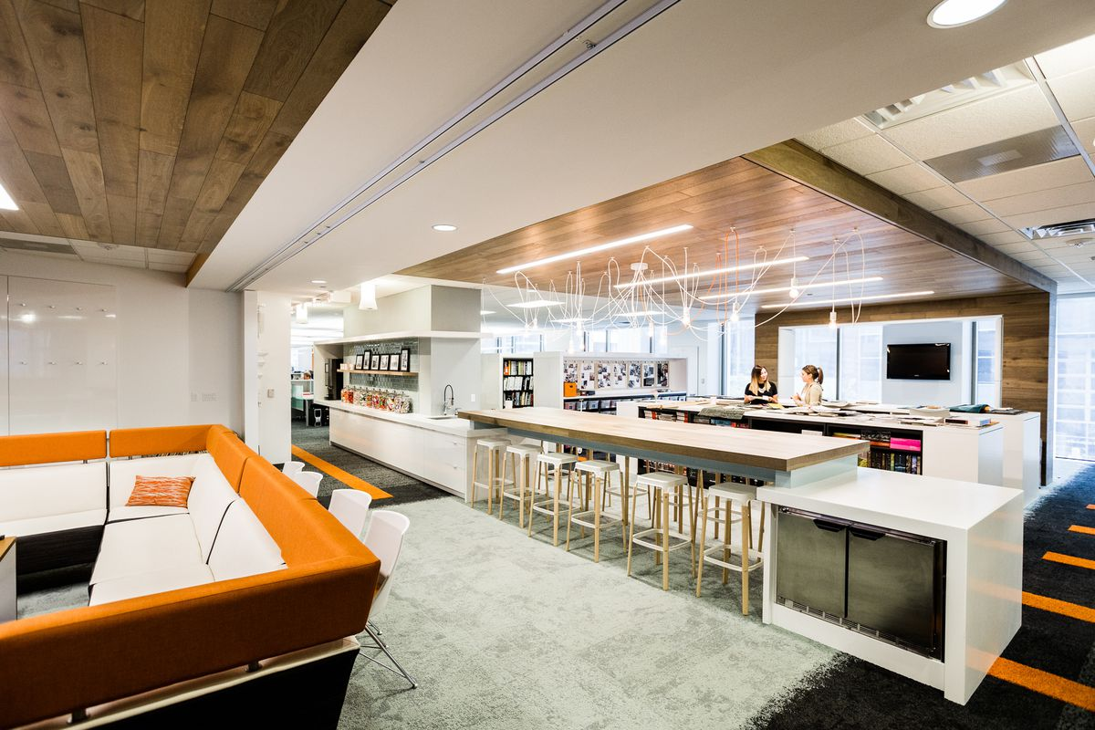 office design firm. Without Knowing It, You\u0027ve Likely Seen The Work Of Kraemer Design Group In Downtown Detroit. Architecture And Firm, Who Also Does A Great Deal Office Firm