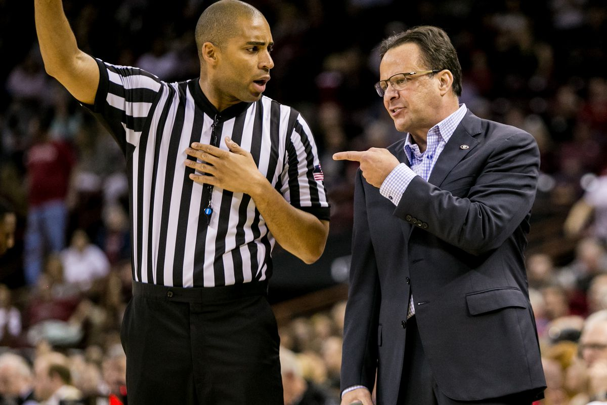 NCAA Basketball: Georgia at South Carolina
