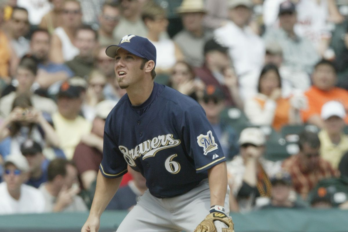 Brewers v Giants
