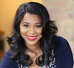Alexandria Willis, candidate for 3rd Ward alderman.