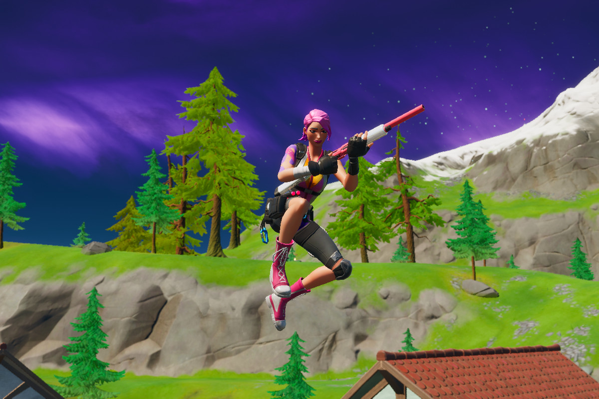 Fortnite Chapter 2 Level Boosting Epic Seems To Have Fixed Fortnite S Battle Pass Xp Problem Polygon