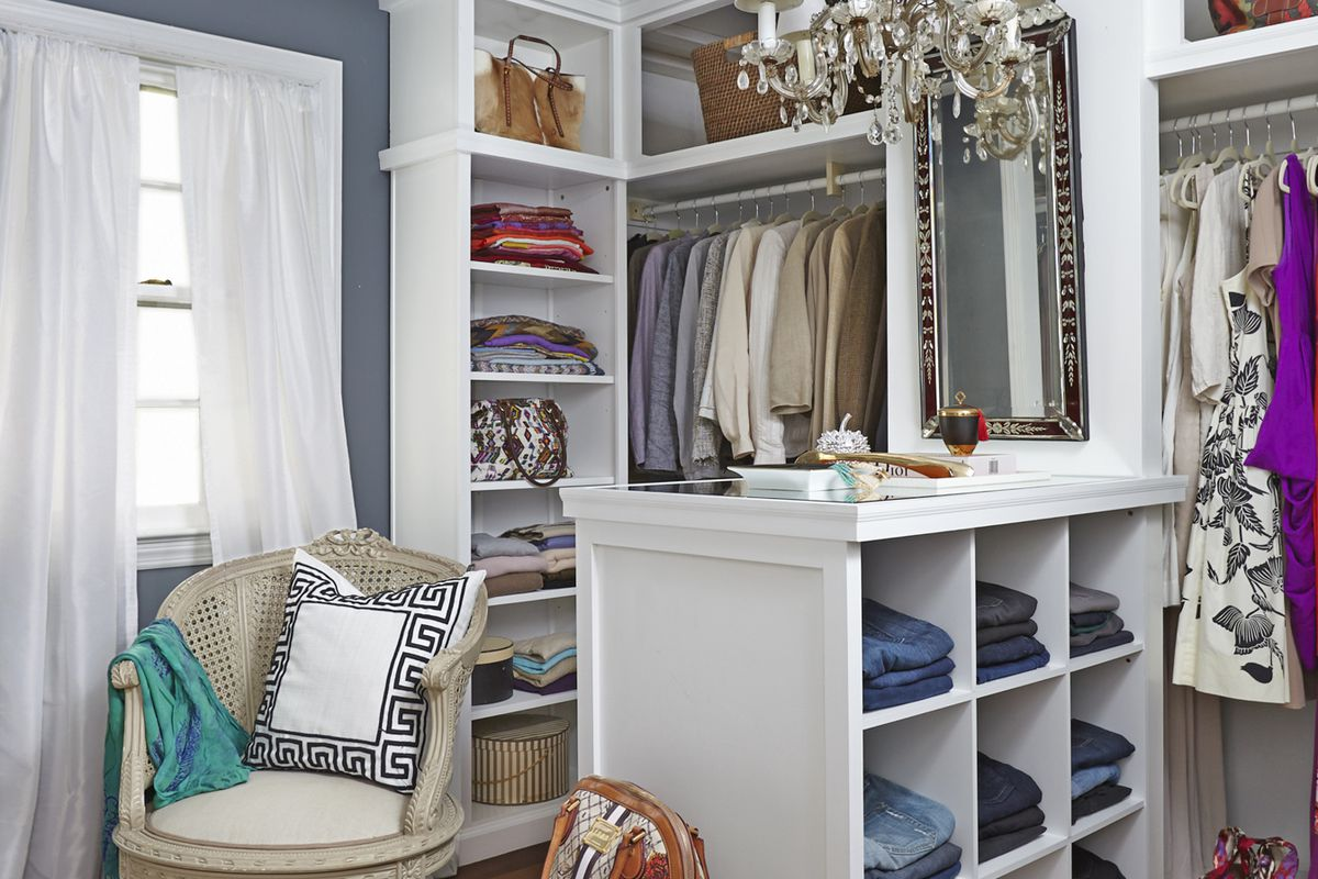 Walk Ins Welcome For His And Hers Closets This Old House