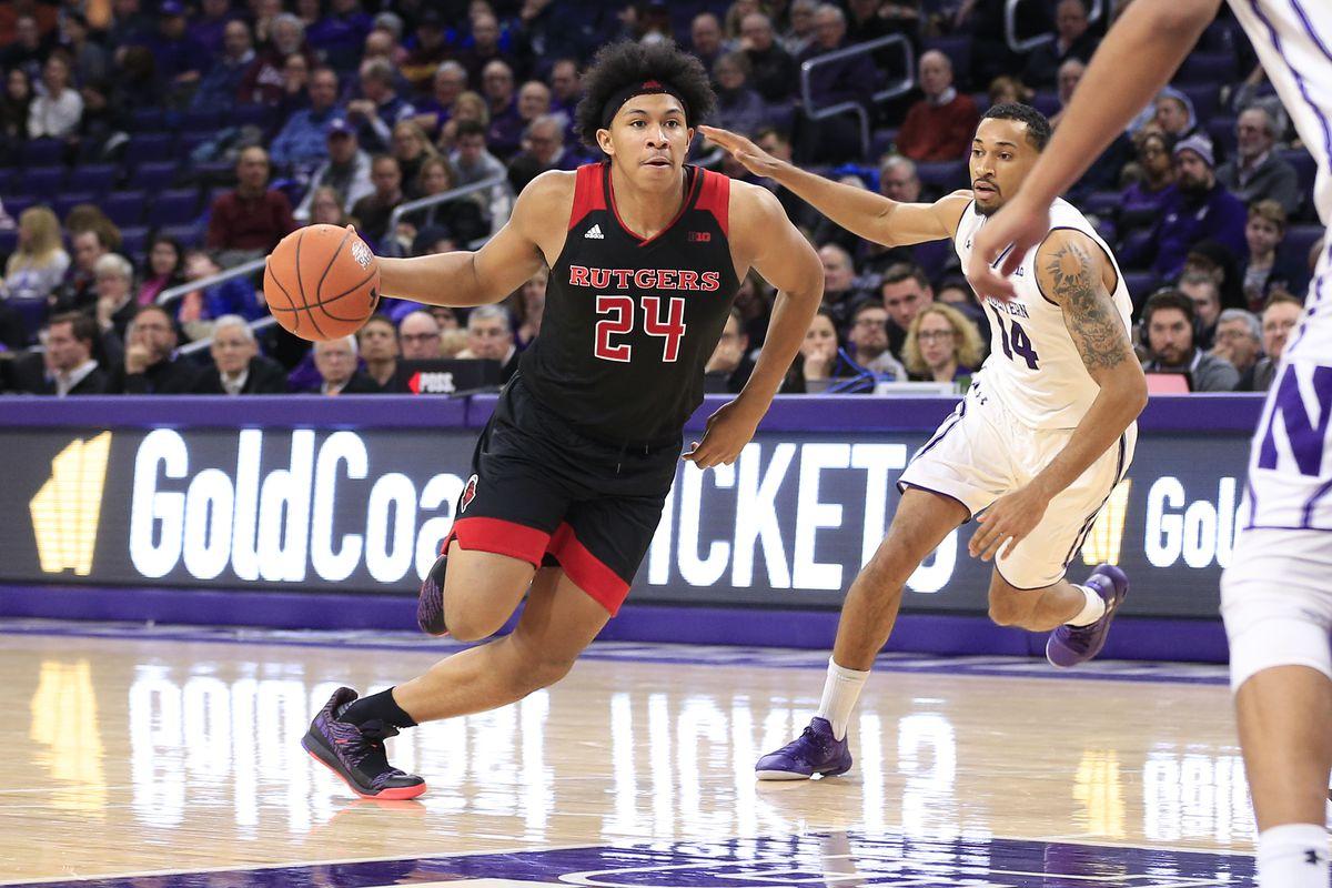 Rutgers v Northwestern