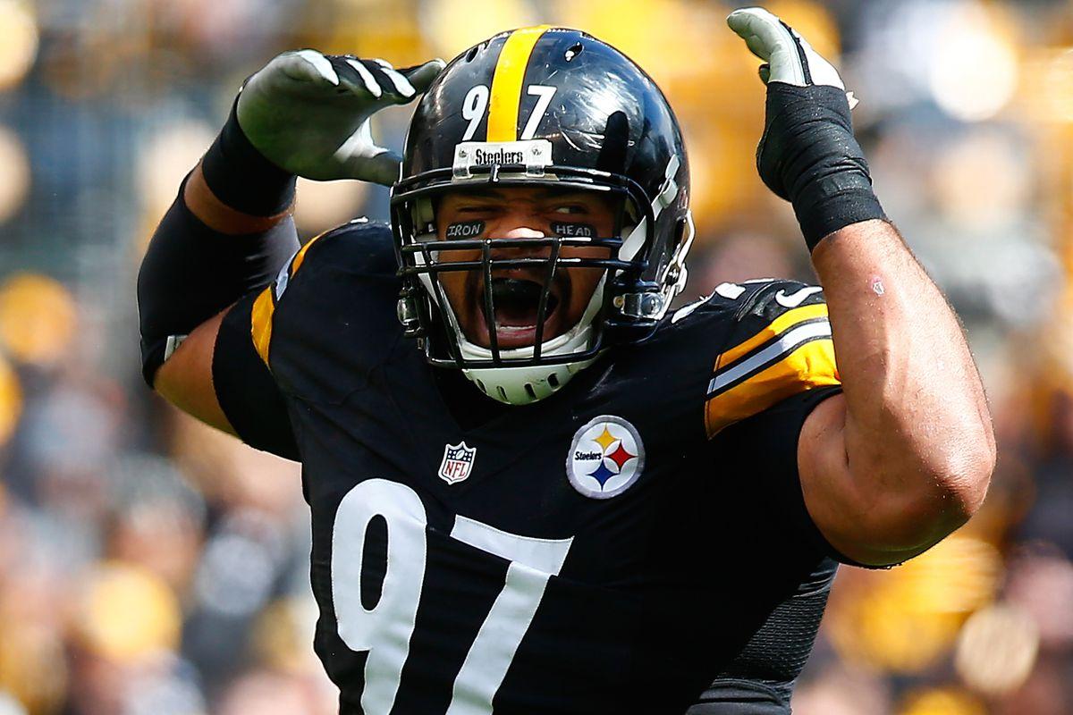 Steelers Cameron Heyward wel es birth of first child will play