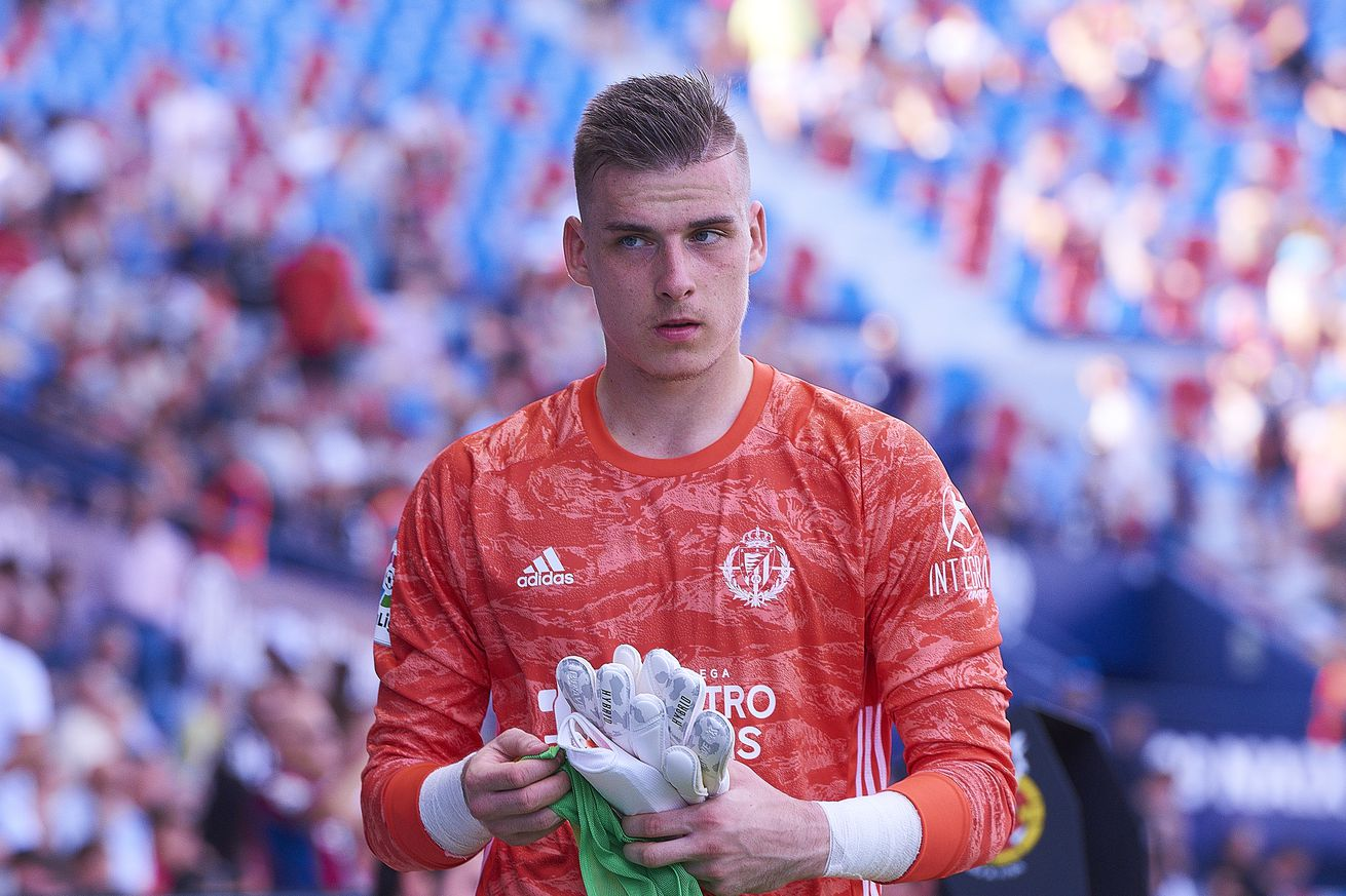 Lunin: ?Nobody knew Keylor Navas was going to leave, I would?ve stayed otherwise?