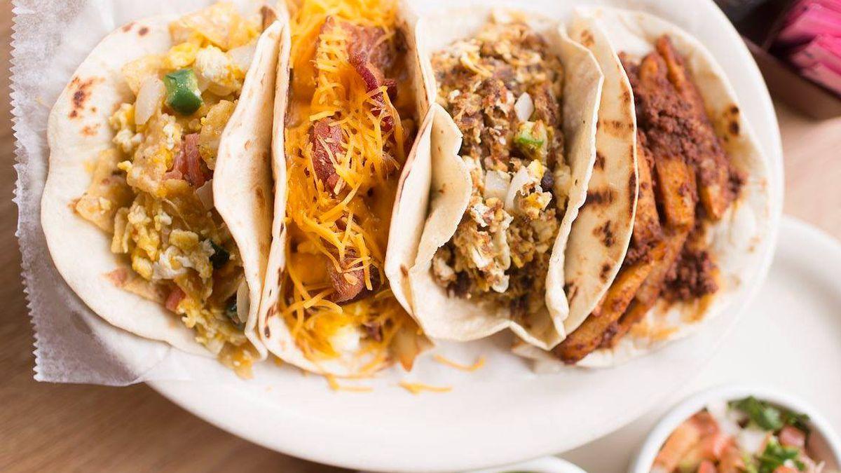 Tacos, tacos, tacos