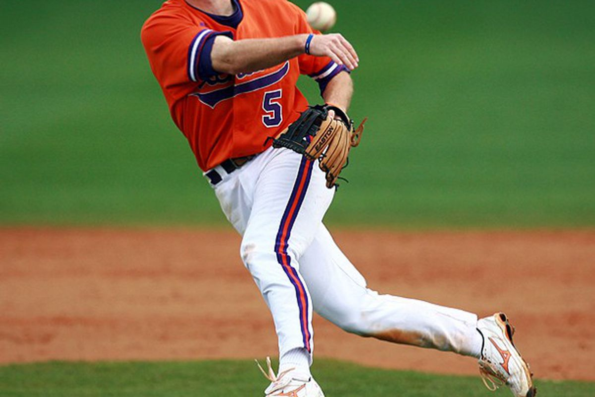 Second Baseman Mike Freeman made several great plays today, but not many others did.